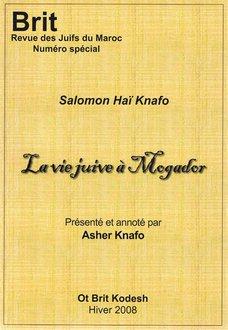 Brit numéro spécial - Hiver 2008: La vie juive à Mogador