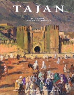 Tajan: Arts d'Orient, Tableaux Orientalistes