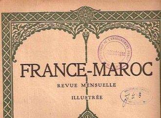 France-Maroc N°11