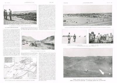 La liaison Maroc-Mauritanie