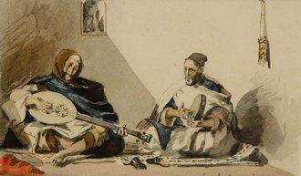 Musiciens juifs de Mogador
