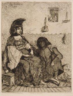 Juive d'Alger (titre inscrit) Juive de Tanger