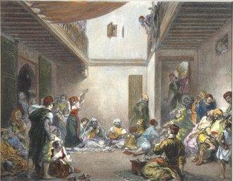 Mariage Juif à Tanger