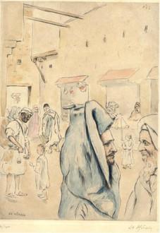 Juifs du Mellah de Fez