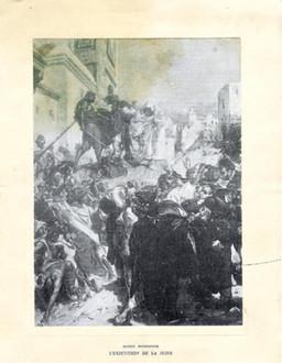 Execution de la juive - Sol Hachuel
