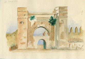 Porte du Mellah