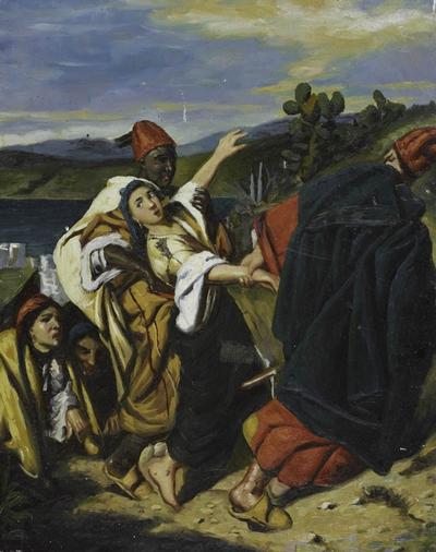 Janissaires marocains et Sol hatchuel