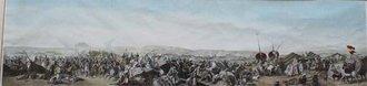 La Bataille d'Isly 14 Août 1844