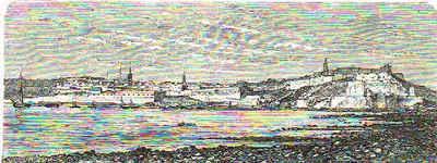 Vue de Tanger