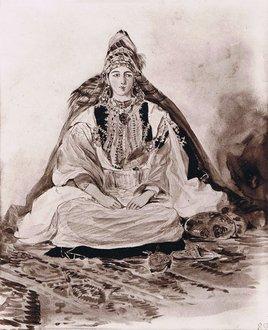 La mariée juive de Tanger