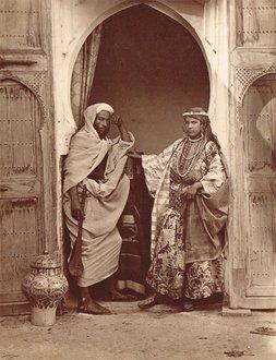 Couple marocain de Tanger