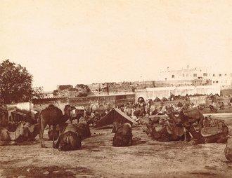 Le souk de Tanger