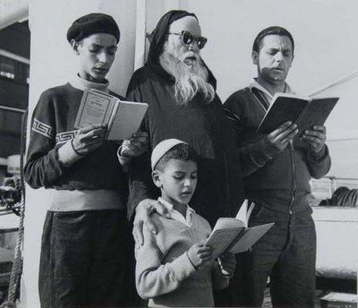 Aliya en Israel  Emigration  1950 - Israël