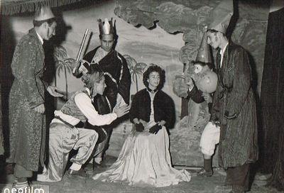 Pièce de théâtre en 1955 à Casablanca