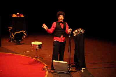 Showcase: Día del Circo Andaluz. Fot.014