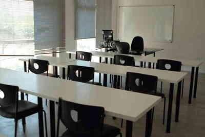 Espacios de la Escuela Pública de Formación Cultural de Andalucía. Fot.021
