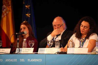 I congreso internacional de flamenco. Fot.009