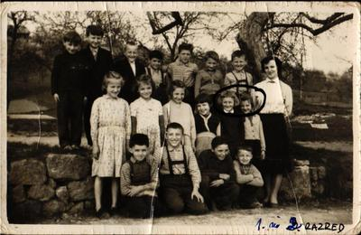 PŠ Črešnjevec - 1960
