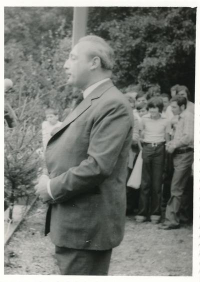 Generalni direktor IMV Jurij Levičnik