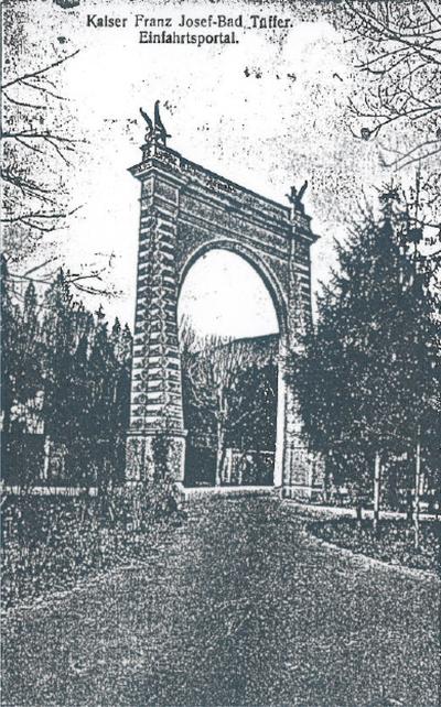 Znameniti portal Laških Toplic