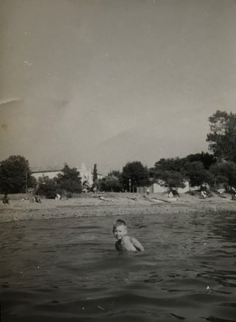 Ko je bila v Adrii voda še globoka!