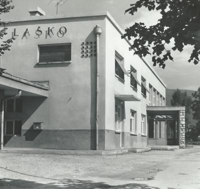 Obletnica železniške postaje v Laškem