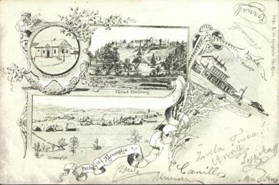 Grad Boštanj in rodbina Ursini - Blagaj