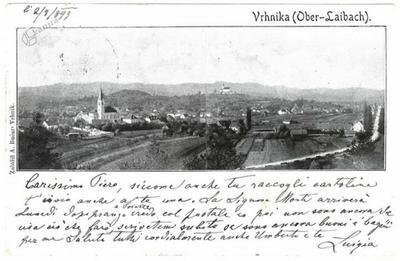 Vrhnika (Ober-Laibach)
