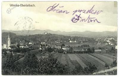 Vrhnika - Oberlaibach