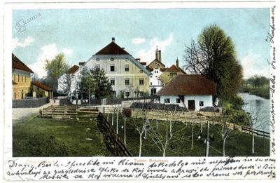 Oberlaibach - Totale Bräuhaus