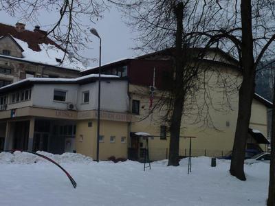 Zgradba Javnega zavoda za kulturo Litija