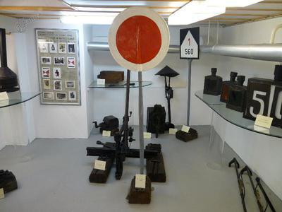 Notranjost Muzeja Litija