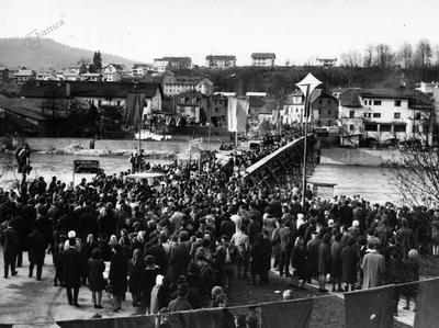 Litijski karneval v 60. letih