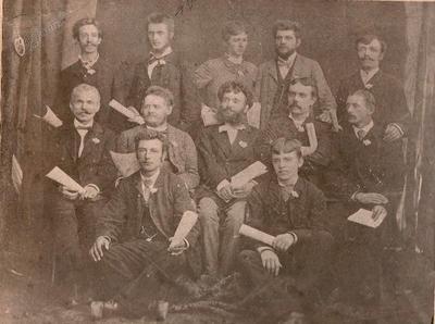 PD Lipa pred 1. svetovno vojno