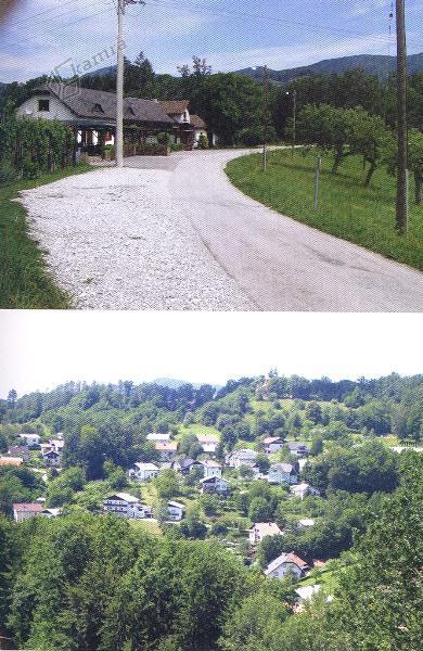 Cesta na Bellevue, Rogaška Slatina