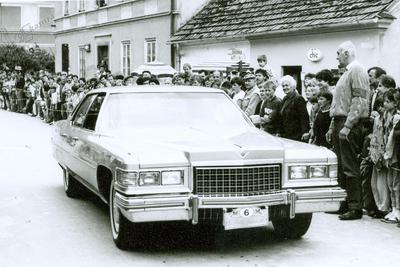 Cadillac, letnik 1976