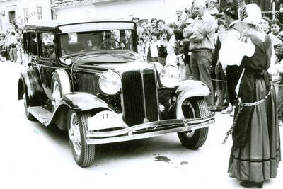 Chrysler Eight, letnik 1931