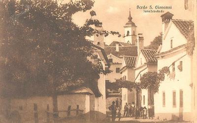 Janeževo Brdo, med 1920 in 1925 letom