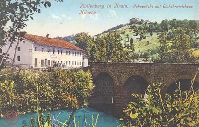Kilovče, okrog 1912 leta