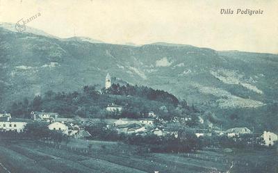 Podgraje, okrog 1928 leta