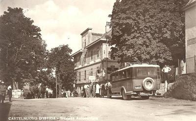 Podgrad, okrog 1935 leta