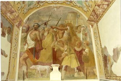 12. kapela: Freska