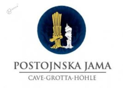 Postojnska jama - logo