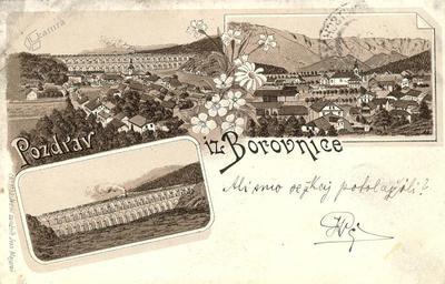 Pozdrav iz Borovnice