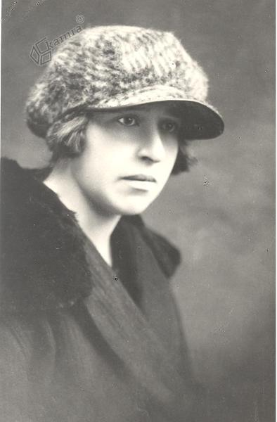 Portret Makse Samsa, ok. 1925