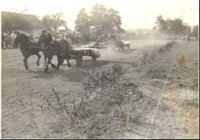 Dirka s kmečkimi vozovi