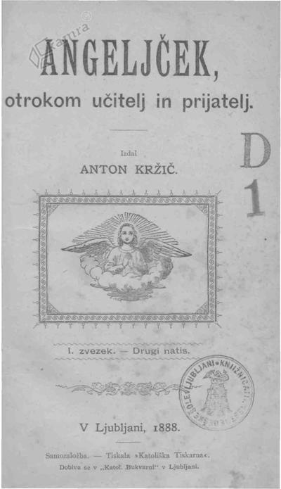 Angeljček