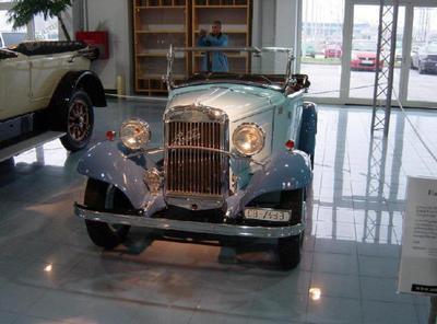 Cabrio, 3 brzine, 1932