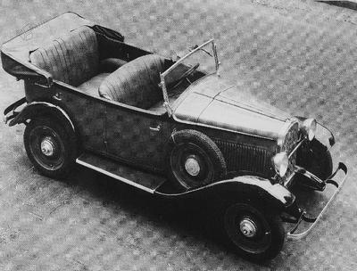 Fiat 508, Torpedo
