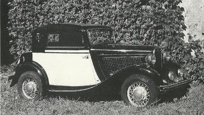Fiat Simca coupe